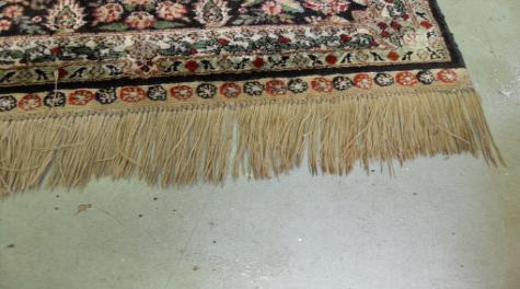 Replacement Fringe For Rugs - Ehsani Fine Rugs